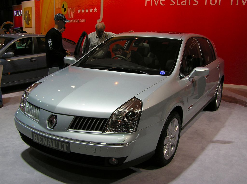 2005 renault vel satis 3 0 dci related infomation specifications weili automotive network. Black Bedroom Furniture Sets. Home Design Ideas